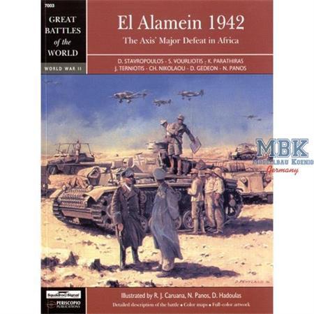 El Alamein 1942 The Axis Major Defeat in Africa