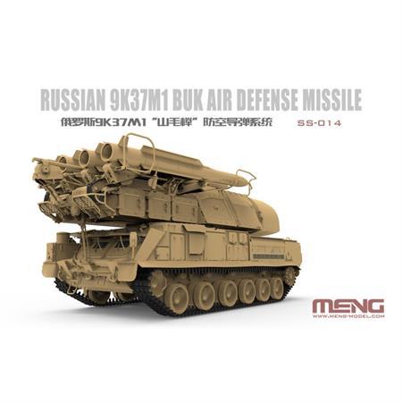 9K37M1 BUK Air Defense Missile