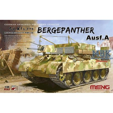 Bergepanther Ausf.A Sd.Kfz.179