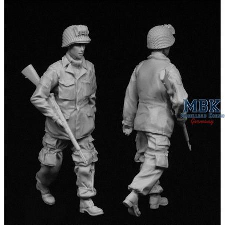 US Army Airborne Paratrooper III   1944-45