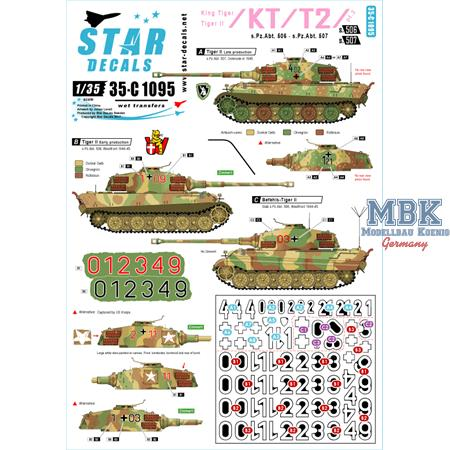 King Tiger / Tiger II # 3.