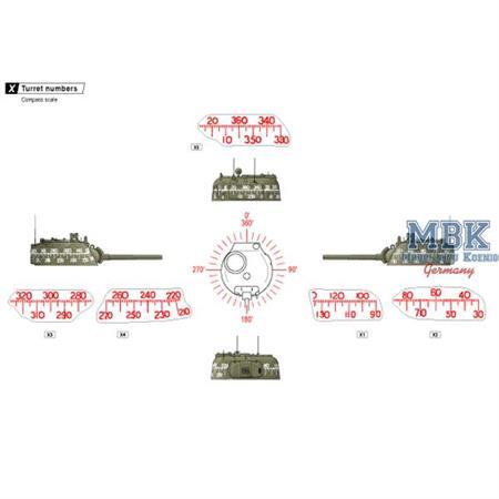 RMASG Shermans in Normandy. Sherman Mk V.