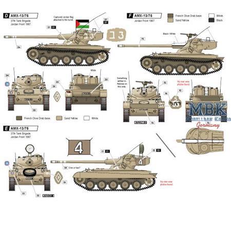 Israeli AFVs # 3.