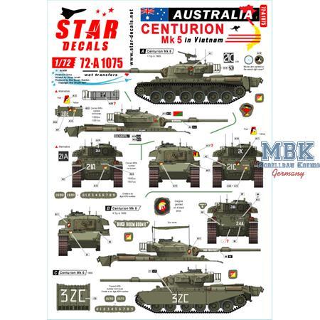 Australia in Vietnam #1 Aussie Centurion Mk. 5