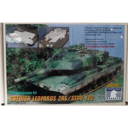 STRV 122 / Leopard 2A5 für Tamiya