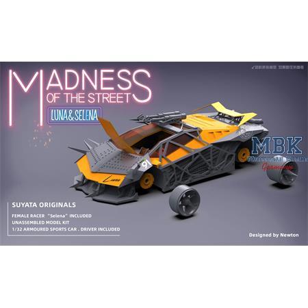 Madness of the Streets - Luna & Selena  1/32