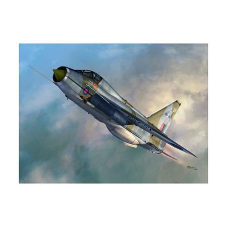 EE/BAC Lightning T.Mk.5
