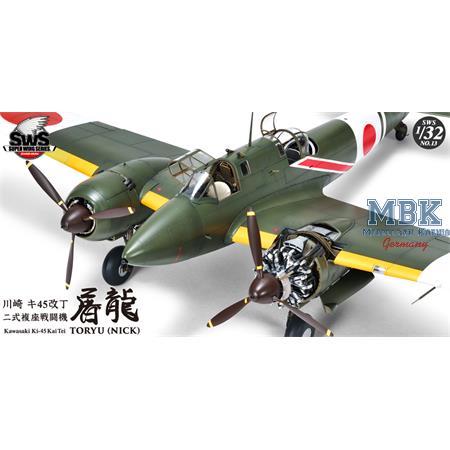 """Kawasaki Ki-45 Kai """"Toryu"""""""