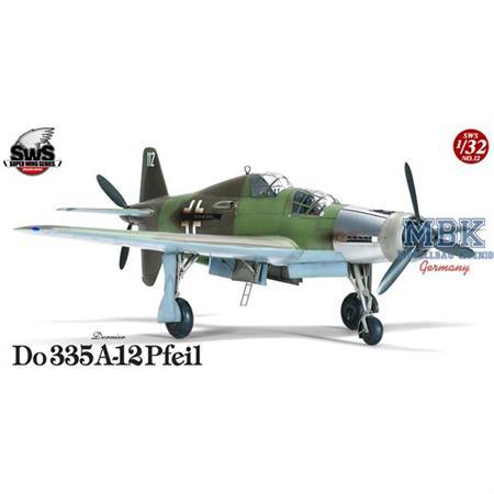 """Dornier Do-335A-12 """"Pfeil"""" - Doppelsitzer"""