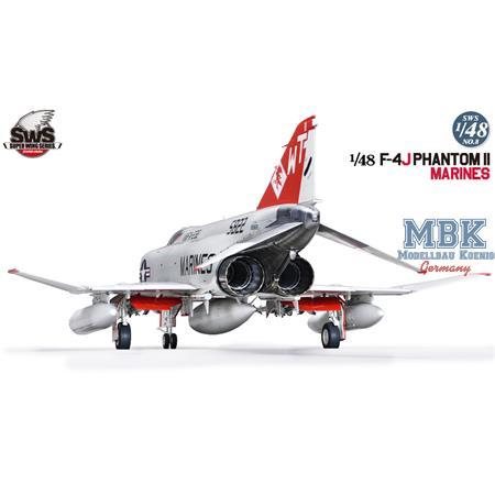 McDonnell Douglas F-4J Phantom II Marines
