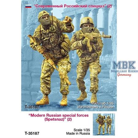 Modern Russian Special Forces 2 Fig.