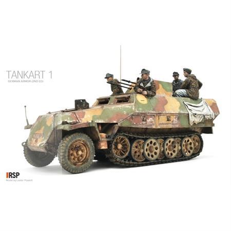 TANKART Vol.1 - WW2 German Armor (3.Auflage)