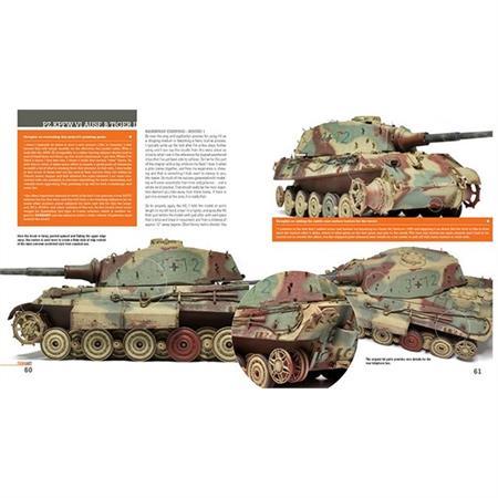 TANKART Vol.4 - WW2 German Armor Vol.2
