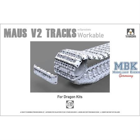 Maus Tracks - Ketten Maus (Dragon)