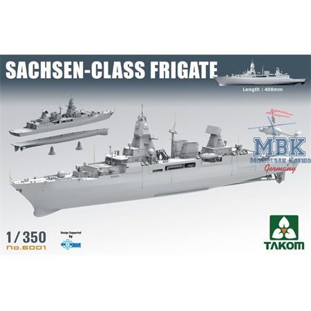 SACHSEN-CLASS FRIGATE 3 IN 1