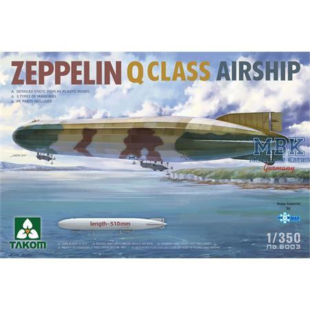 ZEPPELIN Q CLASS AIRSHIP