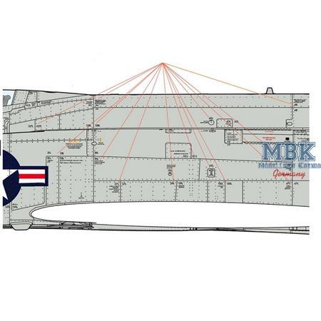 Decals Set for 61121 - F-4 Phantom II
