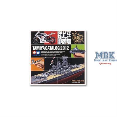 Tamiya Katalog 2012