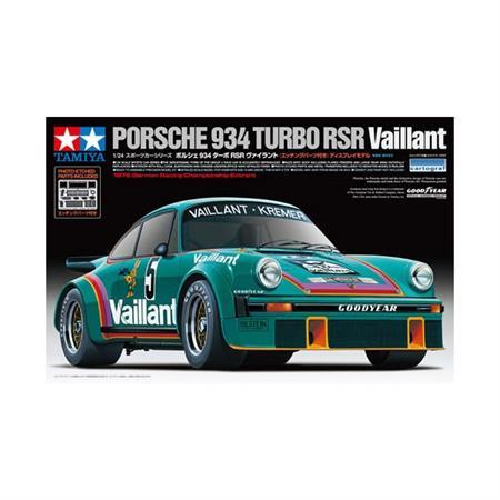 Porsche 934 Vaillant Kremer