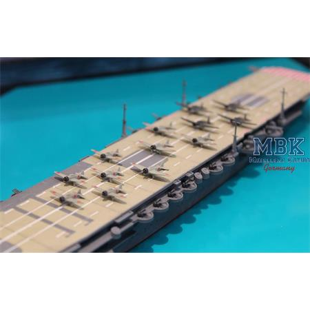 Zuikaku Aircraft Carrier Pearl Harbor - Waterline
