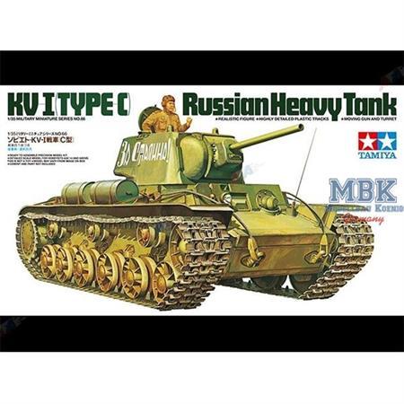 KV I - Russian Heavy Tank