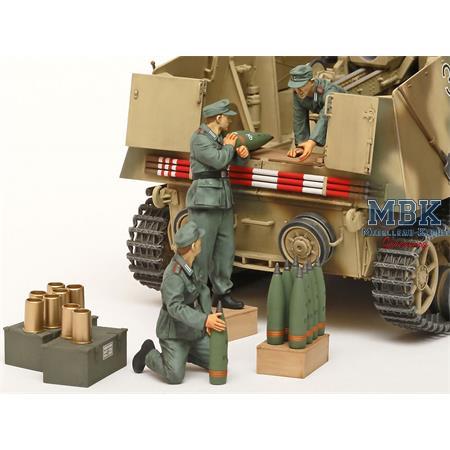 Hummel late Production Sd Kfz 165