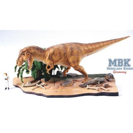 Tyrannosaurus Rex Diorama Set