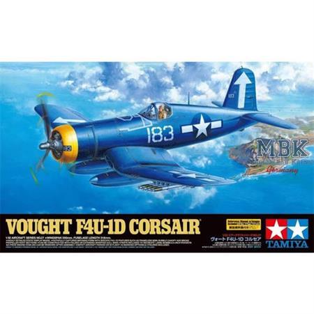 US Vought F4U-1D Corsair 1:32