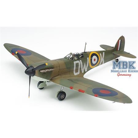 Brtische Supermarine Spitfire Mk.I   1/48