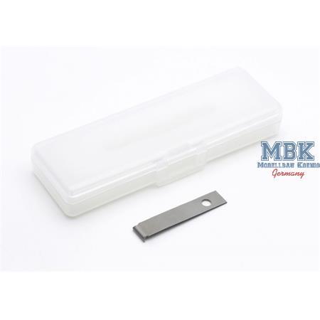 Ersatzklinge Pro Scraper ( 5 ) 0,5mm