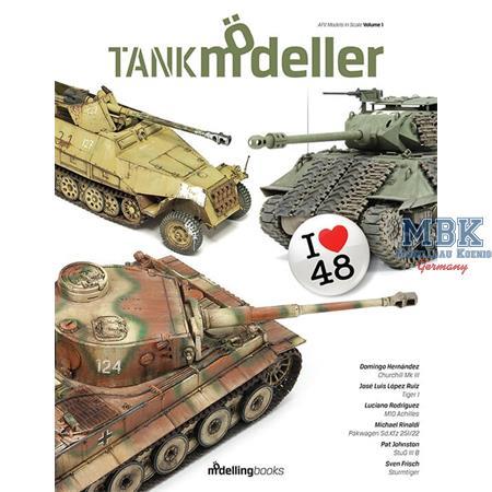 Tankmödeller Vol. 1