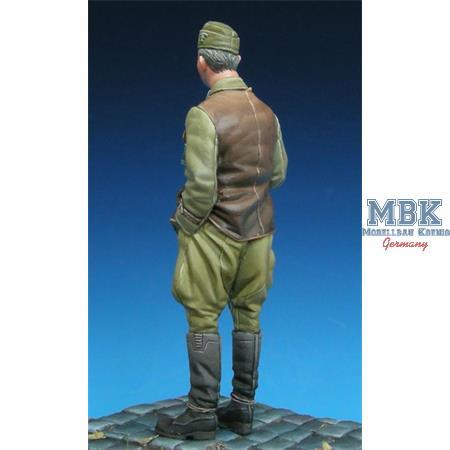 Hungarian Panzer Officer