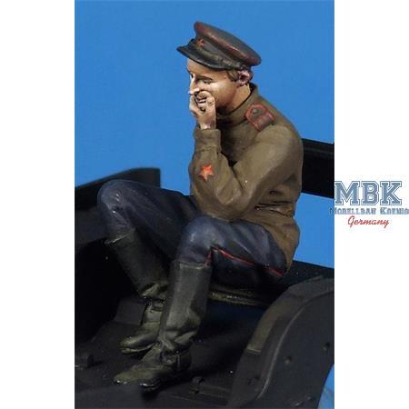 Soviet Political Officer NWKD
