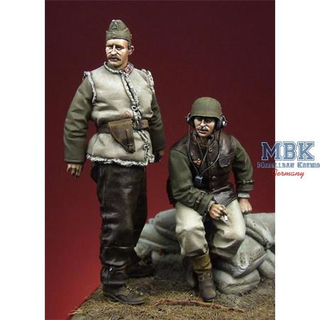 Hungarian Officer + NCO