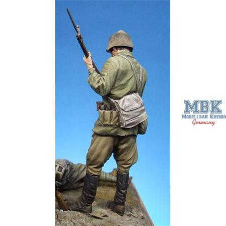 Soviet Rifleman early WWII
