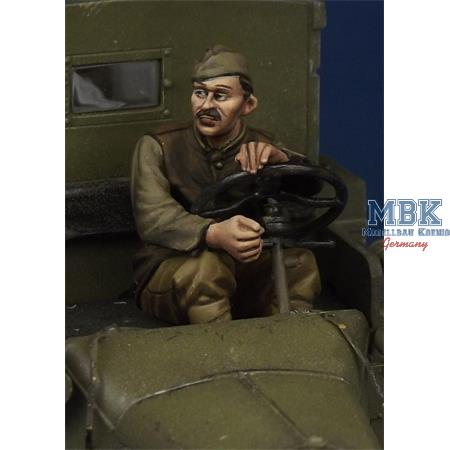 US Army  Driver WWI for Model T