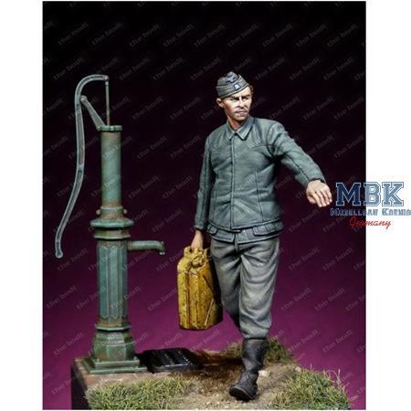 Waffen SS Mechanic