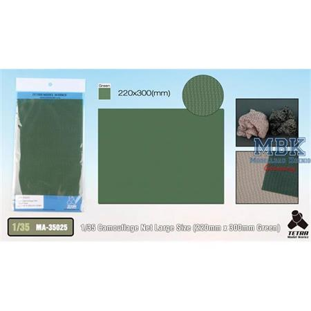 Camouflage Net (Green) LARGE