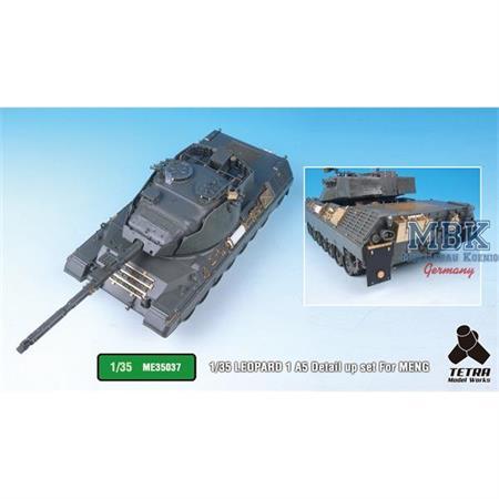 Leopard 1 A5 Detail up set
