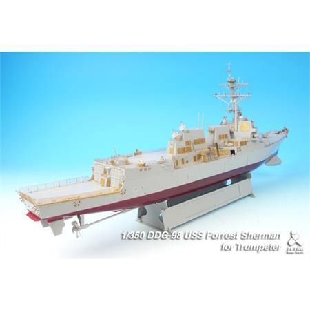 USN DDG-98 FORREST SHERMAN Detail up set
