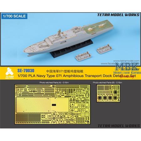PLA Navy Type 071 Detail-up Set