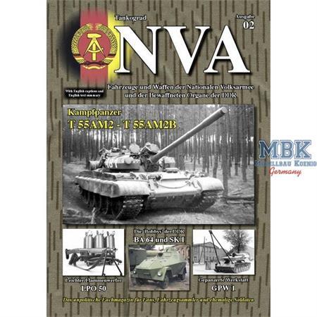 Fahrzeuge und Waffen der NVA Band 2