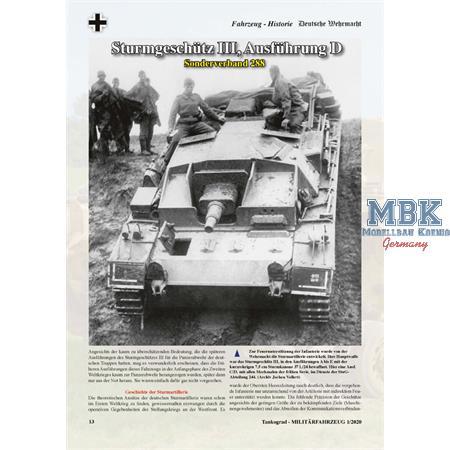 Tankograd MILITÄRFAHRZEUG 1-2020