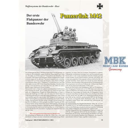 Tankograd MILITÄRFAHRZEUG 1-2021