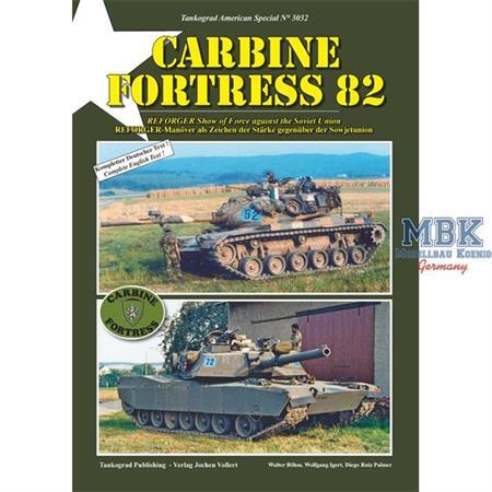 American Spezial CARBINE Fortress 82´