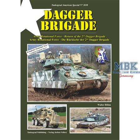 Dagger Brigade Army Rotational Force 2nd Dagger