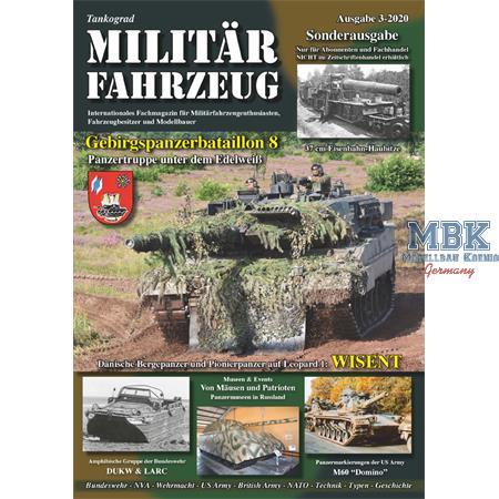 Tankograd MILITÄRFAHRZEUG 3-2020