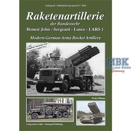 Raketenartillerie der Bundeswehr