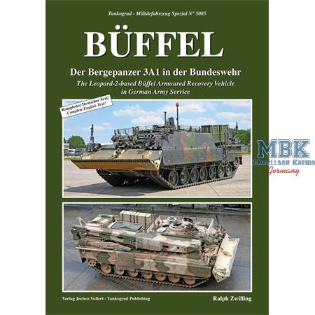 Büffel Bergepanzer 3A1 der Bundeswehr