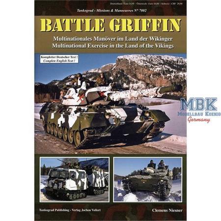 Battle Griffin - Internationales Manöver